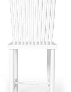 Design House Stockholm Family tuoli nro 2 valkoinen