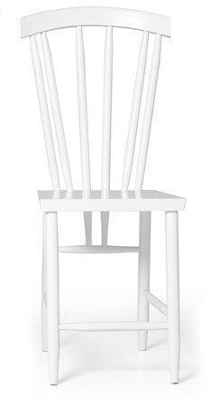 Design House Stockholm Family tuoli nro 3 valkoinen