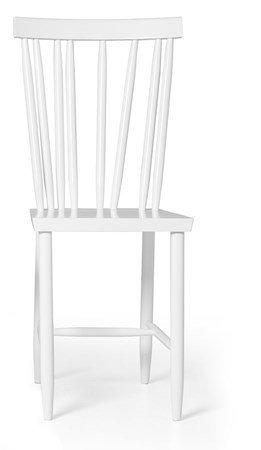 Design House Stockholm Family tuoli nro 4 valkoinen