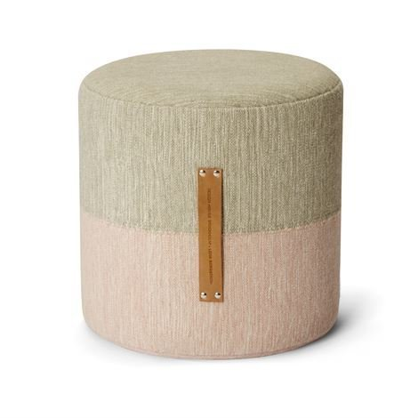 Design House Stockholm Fields Rahi Vaaleanpunainen-Beige