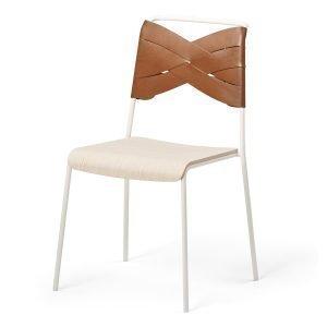 Design House Stockholm Torso Tuoli Ash / Cognac