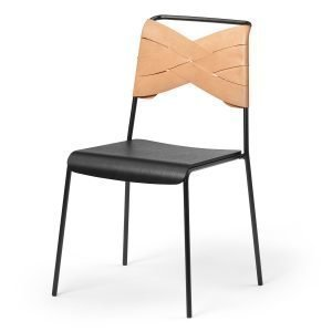 Design House Stockholm Torso Tuoli Black / Natural