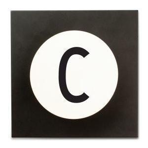 Design Letters Hook2 Ripustin C