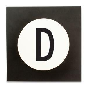 Design Letters Hook2 Ripustin D