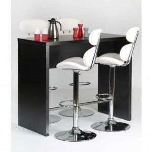 Designa Baaripöytä 120x60 Cm Musta