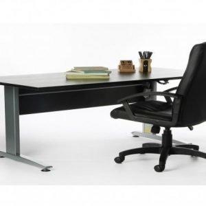 Designa Sähkösäädettävä Työpöytä 160x80 Cm