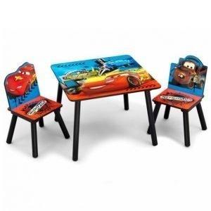 Disney Pöytä Ja Kaksi Tuolia