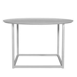 Domo Design Domo Round Square Pöytä M Harmaa