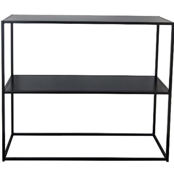 Domo Design Domo Sivupöytä Musta