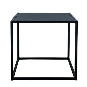 Domo Design Domo Square Pöytä S Musta