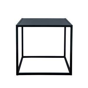 Domo Design Domo Square Pöytä S Outdoor Musta