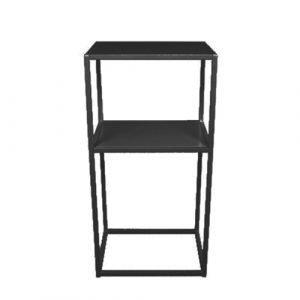 Domo Design Domo Yöpöytä S Musta