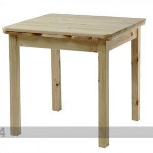 Eco Jatkettava Ruokapöytä Siiri 77x77-135 Cm