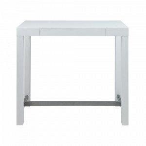 Ellos Adam Baaripöytä Valkoinen 120x60 Cm