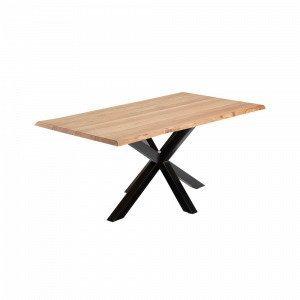 Ellos Arya Ruokapöytä Musta 100x180 Cm
