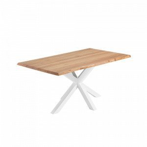 Ellos Arya Ruokapöytä Valkoinen 100x180 Cm