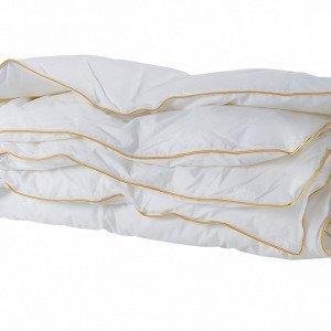 Ellos Cambric Peitto Synteettinen Lämmin Medium Viileä Valkoinen 150x200 Cm