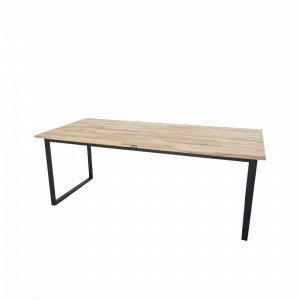 Ellos Chigwell Ruokapöytä Luonnonvärinen 90x200 Cm