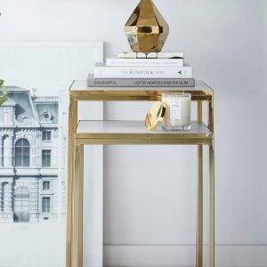 Ellos Gold Sarjapöytä Kulta