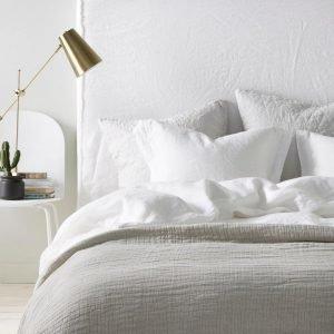 Ellos Heaven Sängynpääty 160 Cm:N Sänkyyn Valkoinen