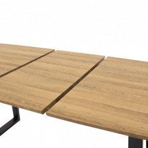 Ellos Isny Ruokapöytä Luonnonvärinen 85x160-220 Cm