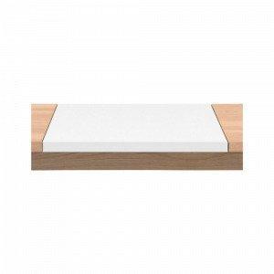 Ellos Jatkolevy Ruokapöytään Stig Valkoinen 45x100 Cm