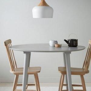 Ellos Jolina Ruokapöytä Harmaa Ø 106 Cm