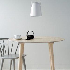 Ellos Jolina Ruokapöytä Valkoinen Ø 106 Cm