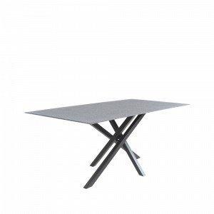 Ellos Piazza Pöytä Musta 180x90 Cm