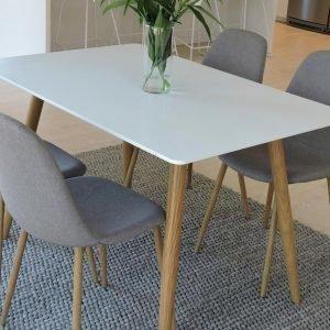 Ellos Polar Ruokaryhmä Jossa Pöytä Ja 4 Tuolia Monivärinen