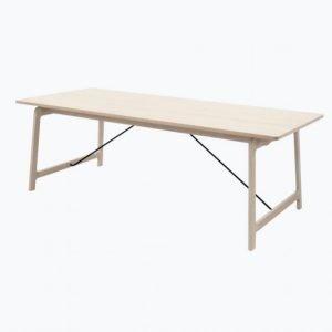 Ellos Ruokapöytä 95x220 Cm