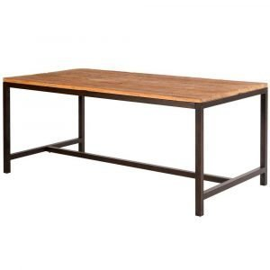 Ellos Ruokapöytä Ruskea 180x90 Cm