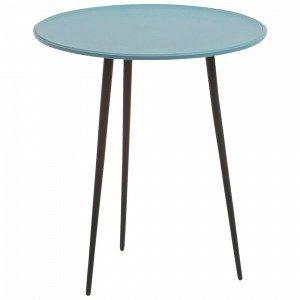 Ellos Scant Sivupöytä Metallia / Vaaleansininen Sininen Ø 43 Cm