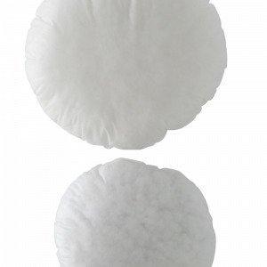 Ellos Sisätyyny Pyöreä Valkoinen