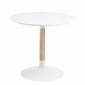 Ellos Tic Ruokapöytä Valkoinen Ø 90 Cm
