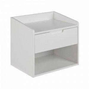 Ellos Vilma Yöpöytä Valkoinen