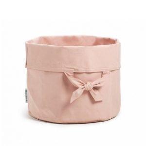 Elodie Details Storemystuff Powder Pink Säilytyskori