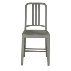 Emeco 111 Navy Chair Tuoli Flint Grey