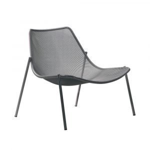Emu Round Lounge Tuoli Rauta
