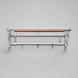 Essem Design Funk Hattuhylly Ruostumaton Teräs / Tammi 61 Cm