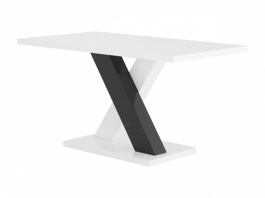 Essunga pöytä 140 Valkea