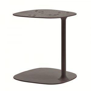 Fast Design Aikana Sivupöytä Harmaa Metallic H63 Cm