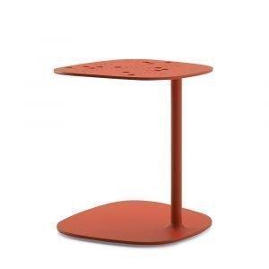 Fast Design Aikana Sivupöytä Korallinpunainen H42 Cm