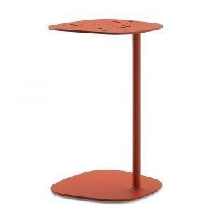 Fast Design Aikana Sivupöytä Korallinpunainen H63 Cm
