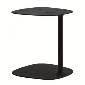 Fast Design Aikana Sivupöytä Musta H42 Cm