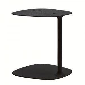 Fast Design Aikana Sivupöytä Musta H63 Cm