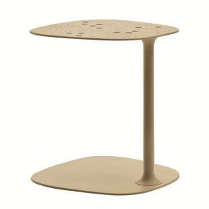 Fast Design Aikana Sivupöytä Pearly Guld H63 Cm