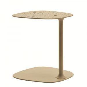 Fast Design Aikana Sivupöytä Pearly Kulta H42 Cm