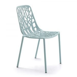 Fast Design Forest Pinottava Tuoli Vaaleansininen