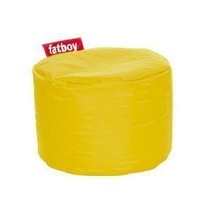 Fatboy Point Istuintyyny Keltainen